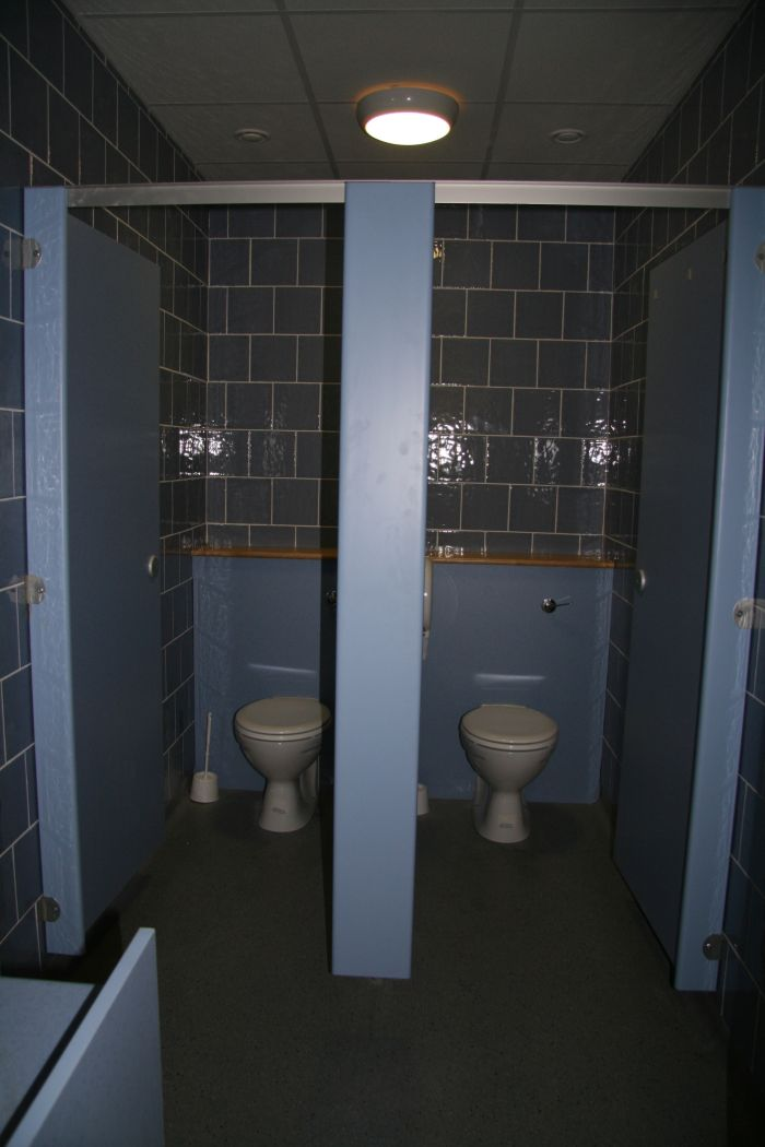 Cubicles And Washroom Systems Excelsior Bushboard